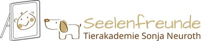 Seelenfreunde Tierakademie Logo