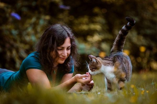Sonja Neuroth Tierkommunikatorin Tierhaltercoach