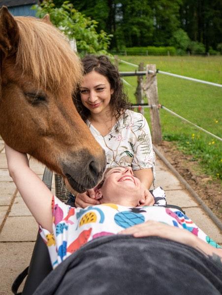 Access Bars Kurse Deutschland pferde Entspannter Alltag