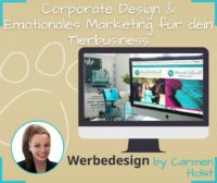 Tierbusiness Corporate Identity Design Marketing
