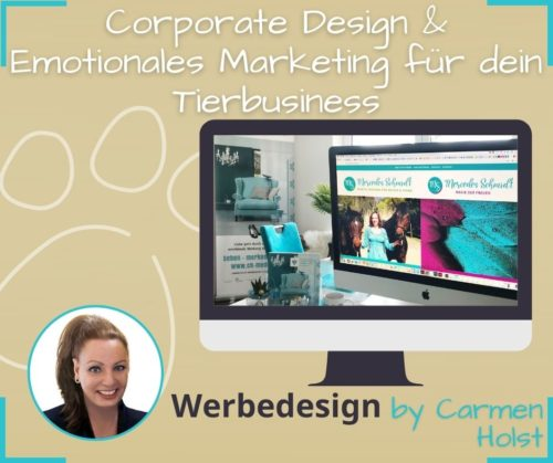 Tierbusiness Corporate Design Marketing