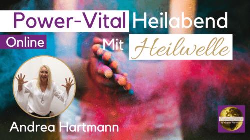 Power Vital Heilwelle Andrea Hartmann