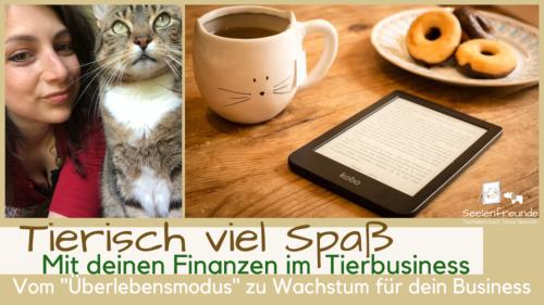 Tierbusiness Geld Business Finanzen Berufung mit Tieren