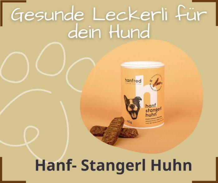 Hanf-Leckerlis Hund Michelle Rasel Seelenfreunde Tierakademie